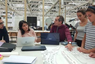 Un espacio para dar vida a las ideas 'dormidas' de los estudiantes de Arquitectura y Diseño
