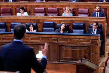 El Congreso tumba la propuesta social del Gobierno para la reconstrucción
