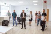 Ayerdi muestra su apoyo a la transformación digital de Sakana