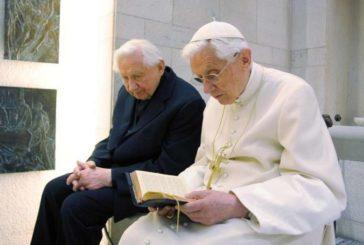 Fallece Georg Ratzinger, hermano del Papa emérito Benedicto XVI