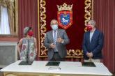 La colección Pi Fernandino, un referente del coleccionismo nacional e internacional del arte contemporáneo, dona 156 obras al Ayuntamiento de Pamplona