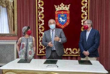 La colección Pi Fernandino dona 156 obras al Ayuntamiento de Pamplona