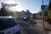 2 peatones son trasladados al CHN tras ser atropellados en Pamplona