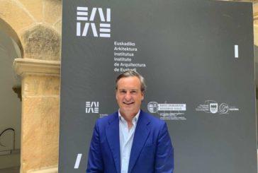 El profesor de la Universidad de Navarra José Ángel Medina Murua nombrado director del Instituto de Arquitectura de Euskadi