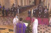 Los Reyes y las Infantas asisten a la solemne Misa funeral por las víctimas del coronavirus