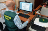 La Guardia Civil alerta sobre secuestros y extorsiones virtuales