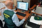 La Guardia Civil alerta sobre secuestros y extorsiones virtuales