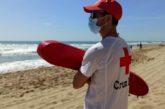Operativo de Cruz Roja en las playas Covid-19, consejos para este verano