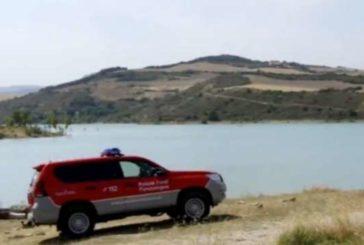 Formuladas 42 denuncias en el pantano de Alloz, Navarra