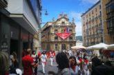 Pamplona registra un nuevo brote de coronavirus con 8 contagios en un almuerzo de los no-sanfermines'