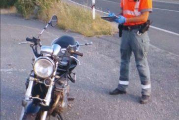 15 accidentes en las carreteras de Navarra y 4 detenciones este fin de semana