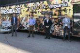"""Sangüesa y Arróniz acogerán en agosto la gira estatal """"Autobús de la Repoblación"""""""