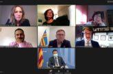Navarra expone su compromiso con los Objetivos de Desarrollo Sostenible ante la crisis del coronavirus
