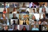 51 alumnos de la Universidad de Navarra celebran su graduación online del Programa de Becas Alumni