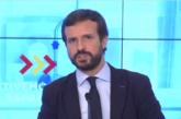 Casado exige el cese de Garzón, reprobación de Iglesias por los ataques al Rey