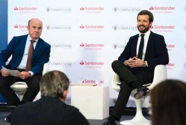 Casado sobre Sánchez y el fondo de recuperación europeo: