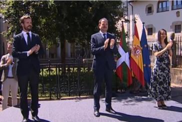 12J: PP+Cs logran su sexto parlamentario tras arrebatar a EH Bildu un escaño por Vizcaya