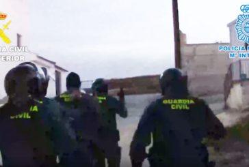 Desarticulada una banda dedicada a los robos con fuerza en zonas rurales de la Comarca de Antequera