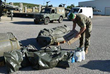 Aragón recurre al Ejército para atajar un brote de coronavirus entre Huesca y Lérida