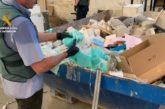 La Guardia Civil desarticula una trama que vendía material sanitario caducado en la pandemia