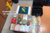 Detenido en Azagra un hombre por un delito de tráfico de drogas