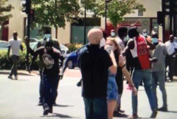 Un centenar de inmigrantes se enfrenta a la Policía tras saltarse el confinamiento en Albacete