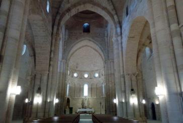 Concluidas las obras de la Iglesia del Monasterio de Irache (Navarra)