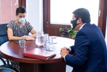 Laya concede estatus de Estado Soberano a Gibraltar con una reunión bilateral con Picardo
