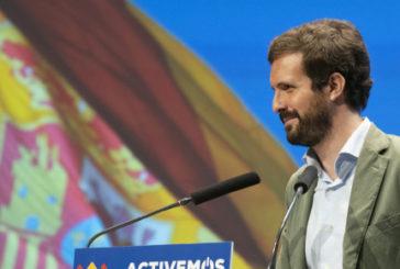 Pablo Casado insiste en un 'plan B' jurídico donde las autonomías puedan limitar los movimientos