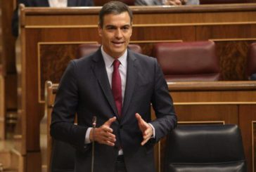 """Sánchez recrimina a Casado su """"aportación inexistente"""" al pacto europeo para la recuperación"""