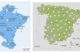 El tiempo hoy martes con nivel naranja de temperaturas altas en gran parte de España