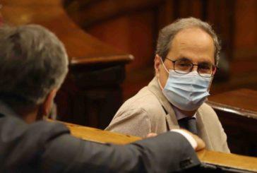 Torra desoye a la juez y se niega a revocar el confinamiento en Lérida