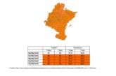 Recomendaciones ante la alerta naranja por altas temperaturas en Navarra