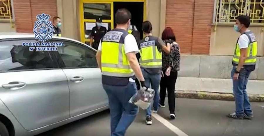 Detenido un matrimonio por asesinar a una mujer con discapacidad en Benidorm y simular un accidente