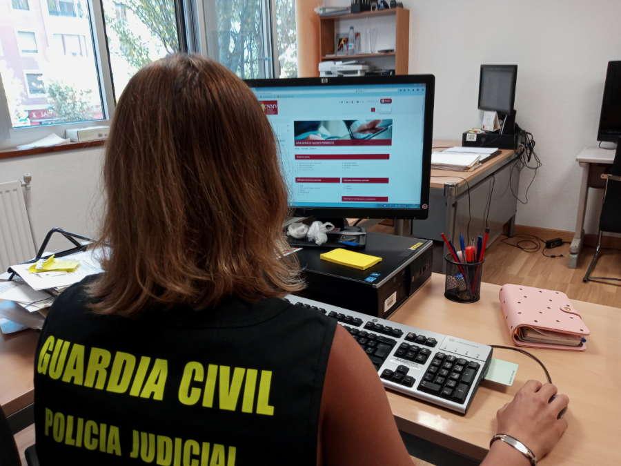 La Guardia Civil alerta de una campaña de estafas a inversores