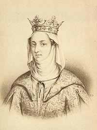 Juana I de Navarra, reina de Francia