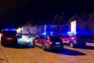 3 heridos y 3 investigados en 18 accidentes este fin de semana en Navarra