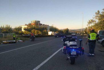 En estado grave una mujer atropellada en la carretera de Ayegui (Navarra)