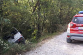 12 accidentes por colisión y 7 salidas de vía en Navarra este fin de seman