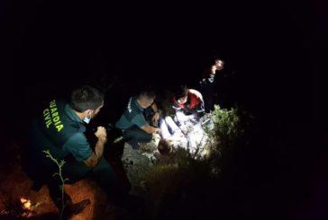Trasladado un ganadero al CHN tras sufrir un accidente con su tractor en Ciga (Navarra)