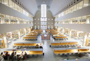 Abren en agosto las bibliotecas Arrosadia y de la Facultad de Ciencias de la Salud de la UPNA