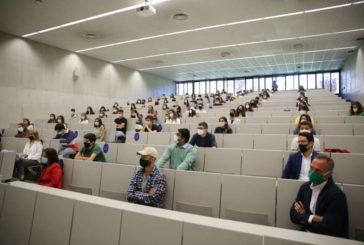 8.700 estudiantes de grado comienzan un curso especial en la Universidad de Navarra