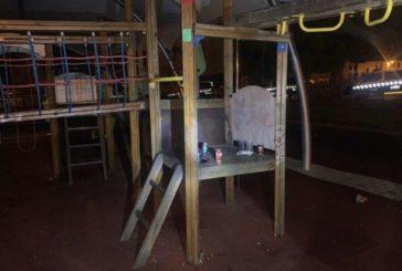 Disuelven un botellón de madrugada en Mendillorri en el que participaban 70 jóvenes