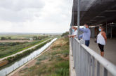 Cabanillas dispondrá a finales de año de un paseo peatonal a lo largo del canal de Tauste