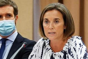 """El PP cierra la puerta a un acuerdo sobre los presupuestos con """"un Gobierno socialista y comunista"""""""