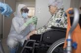 Navarra tiene 80 casos activos de coronavirus en las residencias de mayores y 30 en los centros de discapacidad