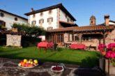 Los hoteles rurales navarros registran en julio una ocupación del 84% mientras que en Pamplona fue del 40%