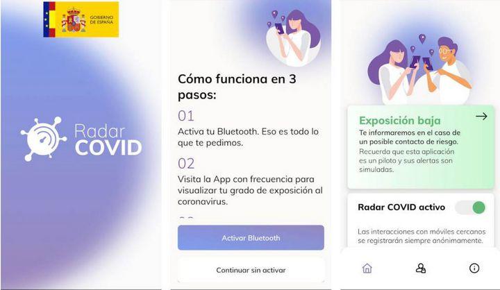 'Radar COVID' promete proteger la intimidad de las personas