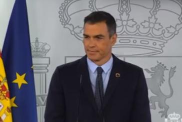 Sánchez dice rechazar un nuevo estado de alarma e insta a las CCAA a solicitarlo y pedir ayuda