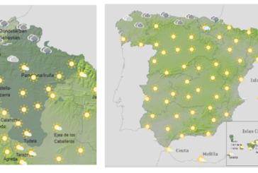 Hoy sábado se mantiene riesgo alto de temperaturas en gran parte de España